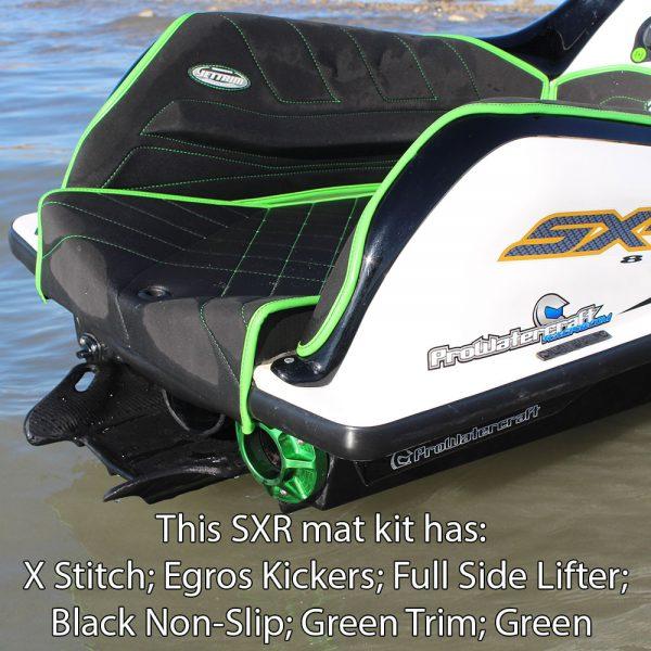 Riva Parts For Kawasaki Sxr
