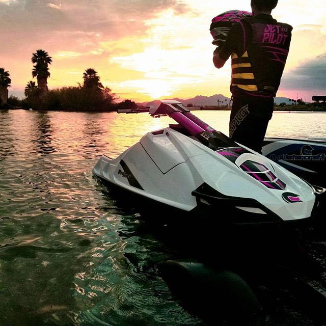 ProForce - The Best Handling StandUp Watercraft from
